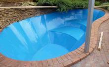 Инструкция по самостоятельной установке пластикового бассейна